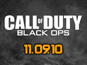 Treyarch announces Call Of Duty: Black Ops, due for release on November 9.
