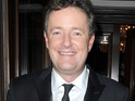 Piers Morgan refuses to reveal whether he has signed a deal to take over from Larry King.