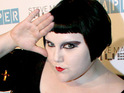 Beth Ditto says that she is healthy despite being overweight.