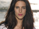 "90210 star Jessica Lowndes claims that her character Adrianna is ""addicted to drama""."