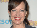 Allison Janney will portray the mother of Chris Colfer's character in the forthcoming comedy.