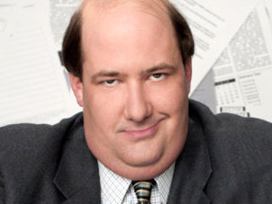 Kevin Malone from The Office