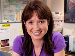 Kelly Erin Hannon from The Office