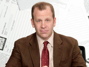 Toby Flenderson from The Office
