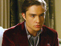 Ed Westwick reveals whether or not he will be back for the fourth season of Gossip Girl.