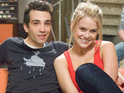 Jay Baruchel (5) punches above his weight with Alice Eve (10) in She's Out Of My League.