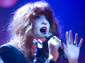 Florence + the Machine play three new tracks live.