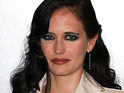 "Eva Green calls Joseph Fiennes's portrayal of Merlin in Camelot ""sexy"" and ""powerful""."