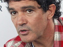 Actor Antonio Banderas speaks out about Madonna's crush on him.