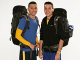 Dan and Jordan from The Amazing Race 16