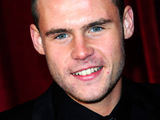Danny Miller at the British Soap Awards 2010