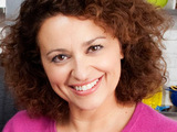 Nadia Sawalha on Junior MasterChef
