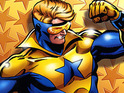 "Eric Martsolf reveals that Booster Gold will be a ""glory-seeking showboat"" on Smallville."