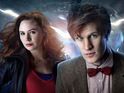 The script for the forthcoming Doctor Who Christmas special is reportedly lost.