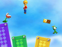 New Super Mario Bros. Wii remains top of the Wii weekly chart.