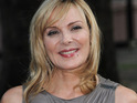Kim Cattrall insists that she will never strip for cameras unless she is playing Samantha Jones.