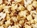 Man blames lung condition on three-a-day popcorn habit.