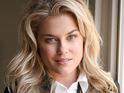 "Aussie actress Rachael Taylor says that she ""adores"" her boyfriend Josh Lawson."