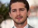 Shia LaBeouf is reportedly thrown out of an LA club after spitting water at guests.