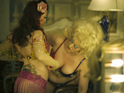The burlesque dancers/actresses from comedy drama Tournée reveal their influences.