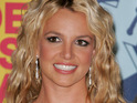 Glee's Harry Shum Jr says that Britney Spears enjoyed filming her scenes for the show.