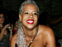 Kelis reportedly celebrates Independence Day by cooking a barbecue backstage at T4 On The Beach.