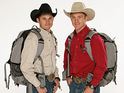 "Jet and Cord McCoy say that they are ""thankful"" for the Amazing Race experience."