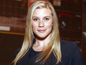 Actress Katee Sackhoff will make a second appearance on The Big Bang Theory.