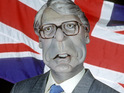 John Major's Spitting Image puppet is to be sold at auction next month.