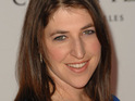 Mayim Bialik reveals that she can relate to her character on The Big Bang Theory.