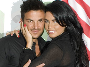 Peter Andre Katie Price