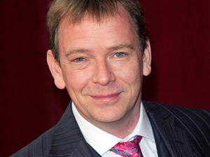Adam Woodyatt attends the 2010 British Soap Awards