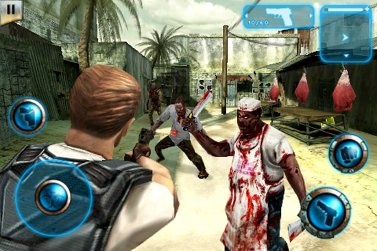 Gaming Review: Zombie Infection