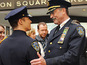 Estes happy with 'Blue Bloods' character
