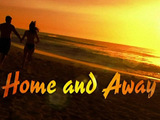 Home and Away logo