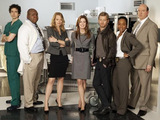 Cast of Body Of Proof