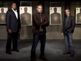 Guerrero, Winston and Christopher in Human Target