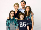 The Dunphy Family from Modern Family