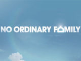 No Ordinary Family title logo