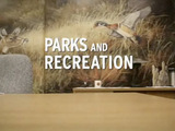 Parks & Recreation title