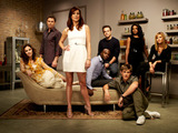 The cast of Private Practice