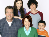 The Heck family from The Middle