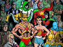DC Comics unveils its George Perez-drawn 75th anniversary JSA variant.
