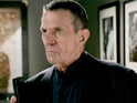 We chat to cult legend Leonard Nimoy about the season finale of Fringe.
