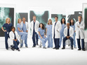 Grey's Anatomy rises 10% and hands ABC a runner-up place finish behind CBS.
