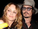 Johnny Depp describes the first time he fell for his wife Vanessa Paradis in Paris 13 years ago.