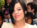 Lily Allen launches her new Covent Garden store Lucy in Disguise with her sister Sarah Owen.