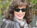 Joan Collins reportedly agrees to guest star in the CBS comedy Rules Of Engagement.