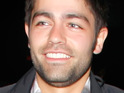 Adrian Grenier admits that he is trying to ignore the end of Entourage.
