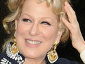 Bette Midler claims that Lady GaGa copied one of her signature stage routines by performing in a wheelchair.